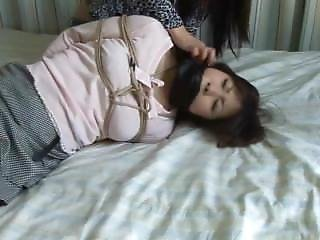 Japanese Girl Tied 2