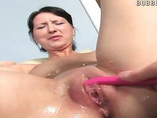 Katrin Squirts A Lot