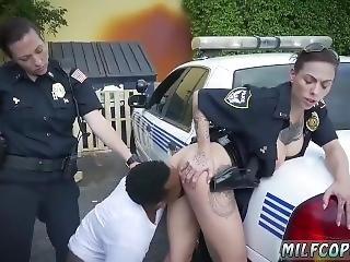 Jenna Brunette Milf Smoking Bj And Big Tit Cop Threesome Xxx