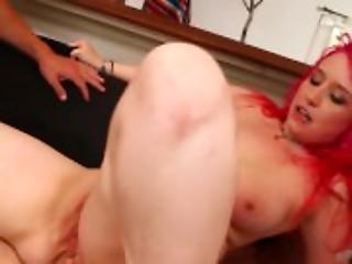 Proxy Paige Double Anal Surprise