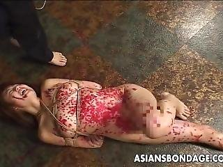 Bdsm Teen Waxed Out Like A Credit Card