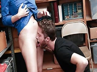 Female Lp Officer Fucked Krissys Teen Pussy