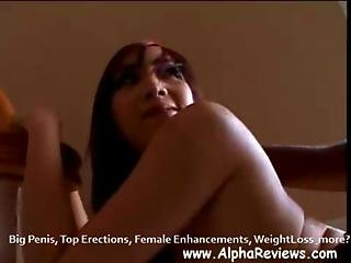 French Hottie Katsuni Fucked Hard And Analed By Bbc