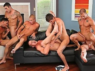Don T Miss This Must See Orgy With Your Fave Next Door Guys