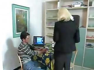 Fornication Italian Slut Teacher Tsurekomi With Students