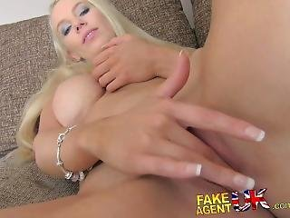 Fakeagentuk South African Sex Bomb In A Delicious Casting