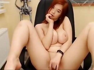 Arikajoy Sexy Redhead Chaturbate!