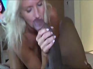 Naughty Busty Wife Loves Her Black Neighbor With Big Cock