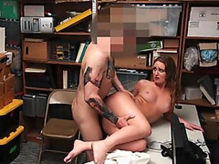 Inevitable Sexiness Of Daisy Excites Officers Cock