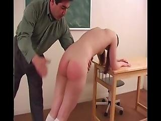 Punishment For This Naughty Teen