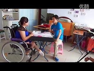 Amputee Wheelchair