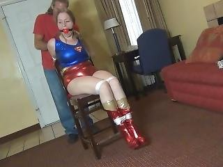 Supergirl Bondage In Halloweek