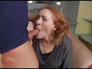 Horny Mature Younger Guy
