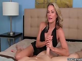 Clubtug-sexy Milf Pov Handjob