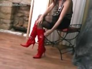 любитель, ботинки, британский, брюнетка, ноги, фетиш, фут, очарование, странный, латекс, кожа, дамское белье, мамаша, нейлон, трусики, сексуальный, маленькая грудь, соло, чулок, дразнение