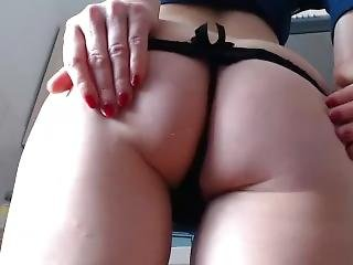 Mature Women Show Sexy And Perfect Ass