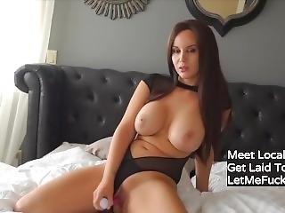 amatør, stor pupp, brunette, fetish, gudinne, leker, tilbe