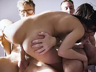 Emily Willis Enjoyed Being Fucked Hardcore In Many Ways