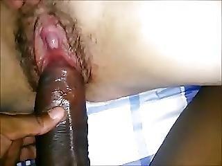 Sucking Her Clit