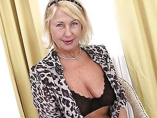 Perfect Sexy Granny Needs A Good Fuck