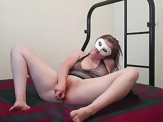 anaal, kont, chick, dikke kont, brunette, eerste keer, masturbatie, plagen, spellen, webcam