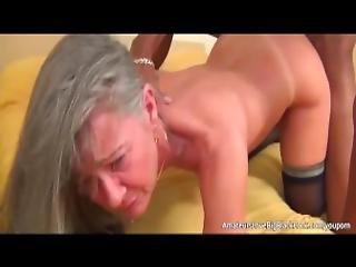 amateur, grosse bite black, black, pipe, grand-mère, mamie, interracial, mature, jeune