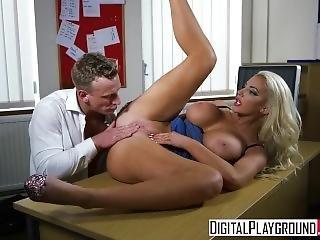 Digitalplayground - The New Girl Episode 1 Nicolette Shea And Luke Hardy