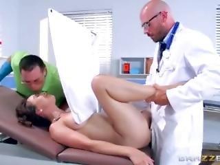 asiatisk, utrohet, doktor