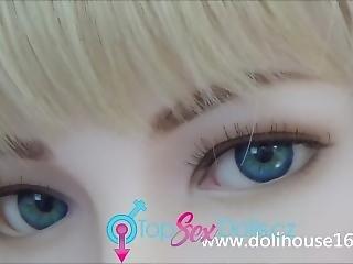 Blonde Sex Doll Natasha - Doll House 168 Evo