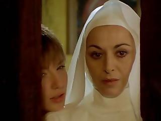 Nun Seduced By Lesbian