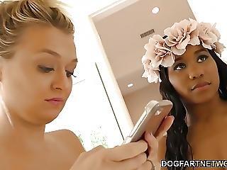 Lesbian Natalia Starr Jenna Foxx And Kira Noir