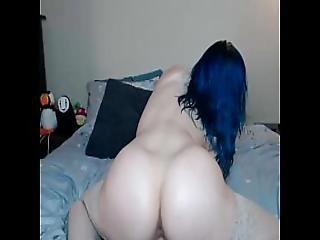 Watch This Girl At Barecamgirl.com Usa Hot Latin Fucking Herself Webcam