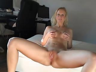 Blondehexe - Cuckold - Schau Mir Beim Ficken Zu - Lecke Meine Fotze Aus