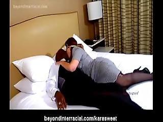 Wife Kara Takes A Pounding