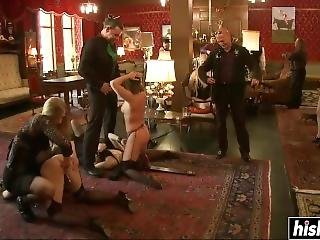 Slavegirls Love To Get Dominated