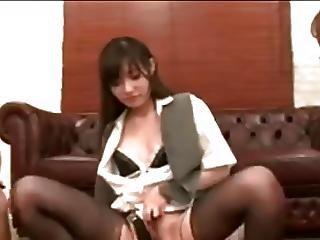 Unsensored Japaese Reverse Gangbang 2