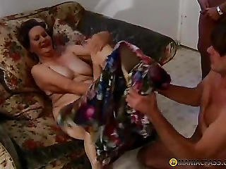 Two Guys Fuck A Woman