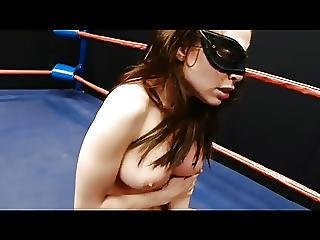 Masked Mature Gets A Beat Down
