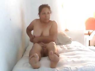 Madura Mexicana De 38 Yo De 25