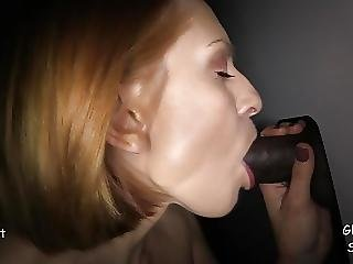 Gloryhole Swallow Deepthroat