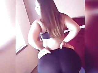 Leggins Big Butt Show