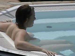 Spy In Spa (12) Naked Girls Outside