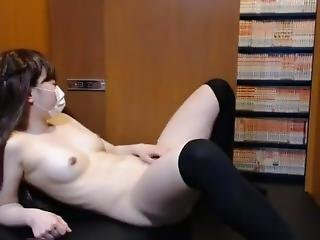 Japanese Bigtits Risky Public Nudity&orgasm Almost Caught At Cafe Live Chat