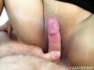 Horny Mongolian Girl With Nice Fat Ass Treats Horny Dude To Ultimate Pleasure