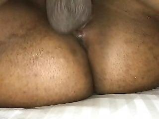 Fuckin My Homie�s African Chick Till She Squirts