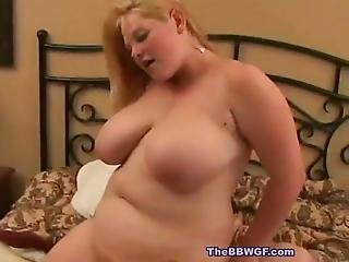 Chubby Bbw Ex Gf Loved To Get Fucked In The Ass With Cum-3