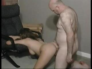 Holly Henderson Fucked By A Fat Old Man