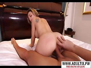 Acrobatic Mother Josie Gets Fucked Hard Young Stepson