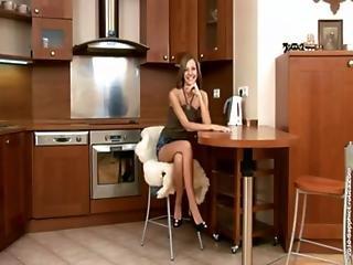 Nadija And Misha Kitchen Climaxers-h1280w