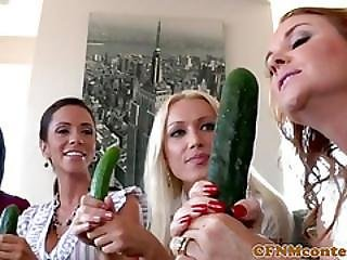 Babe, Blowjob, Cfnm, Classy, Cucumber, Cumshot, Deepthroat, Facial, Glamour, Mature, Milf, Pov, Sucking